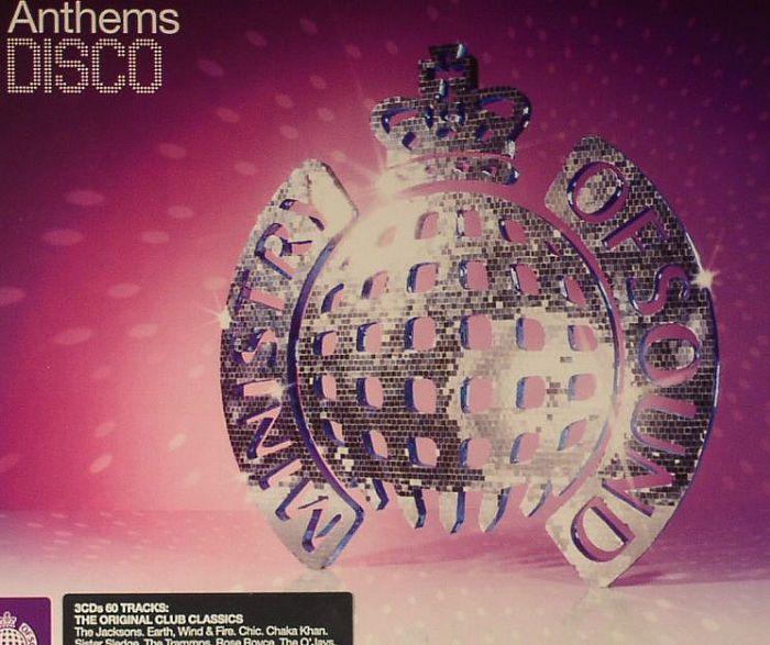 VARIOUS - Anthems Disco