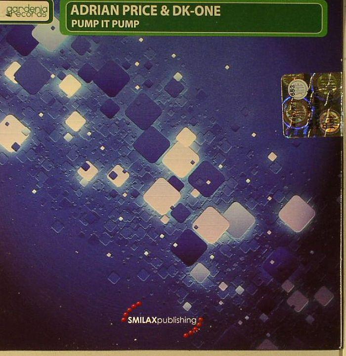 PRICE, Adrian/DK ONE - Pump It Pump