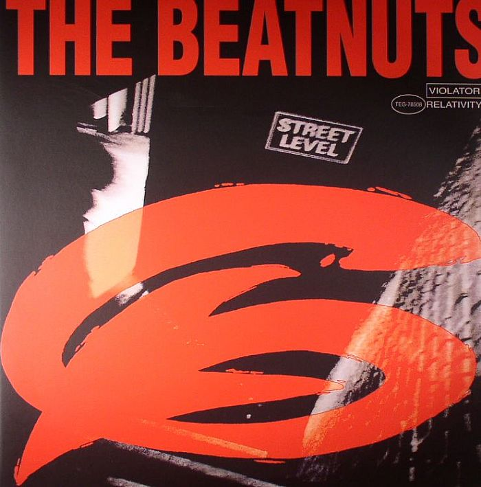 BEATNUTS, The - The Beatnuts (Street Level Deluxe)