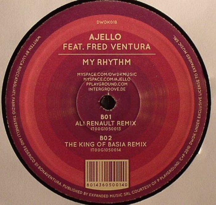 AJELLO feat FRED VENTURA - My Rhythm