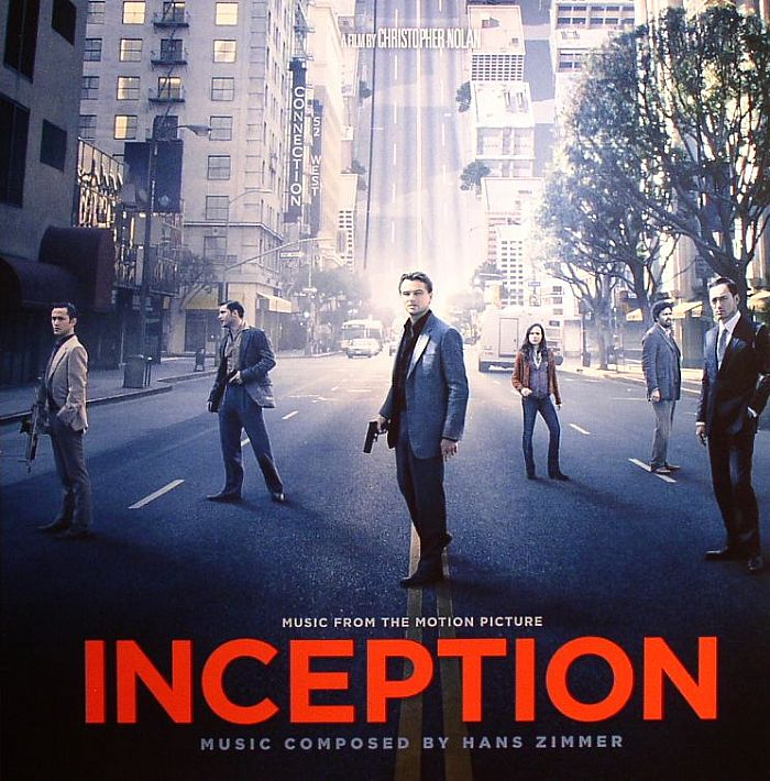Hans Zimmer Johnny Marr Inception Ost Vinyl At Juno Records