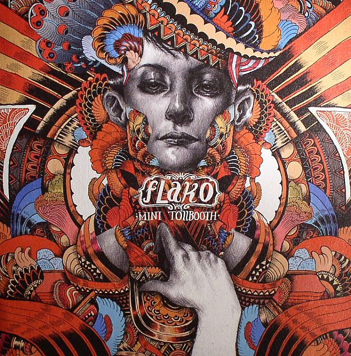 FLAKO - Mini Tollbooth