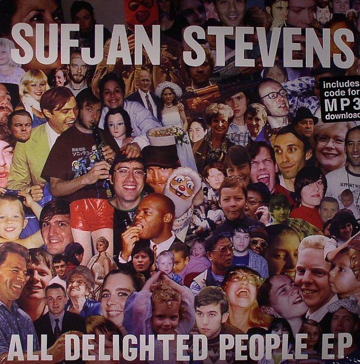 Sufjan stevens all delighted people ep vinyl at juno records stevens sufjan all delighted people ep m4hsunfo