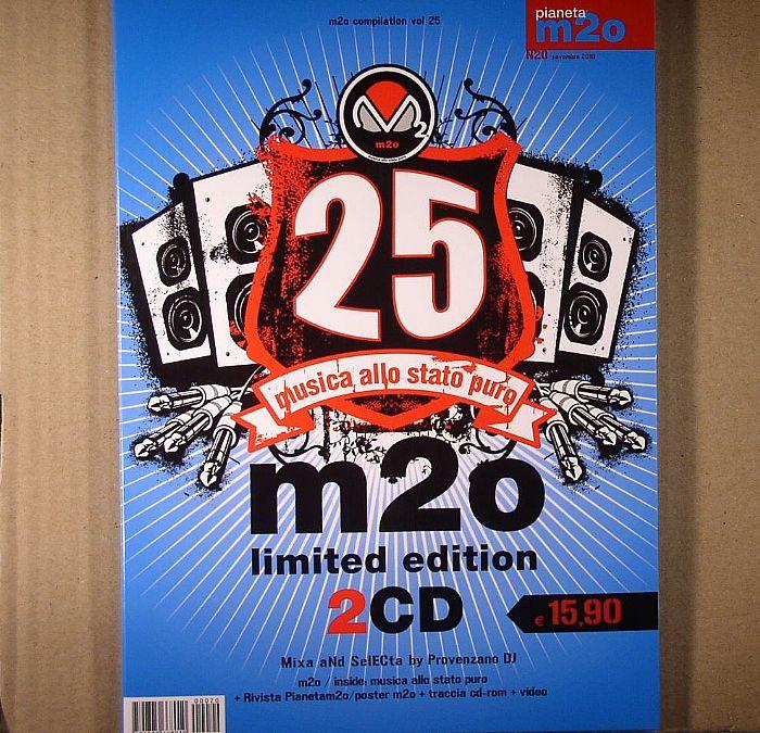 DJ PROVENZANO/VARIOUS - M20 Musica Allo Stato Puro 25