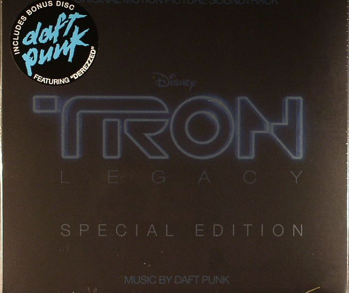 Daft Punk Tron Legacy Limited Special Edition Vinyl At