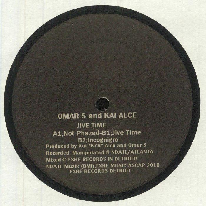OMAR S/KAI ALCE - Jive Time