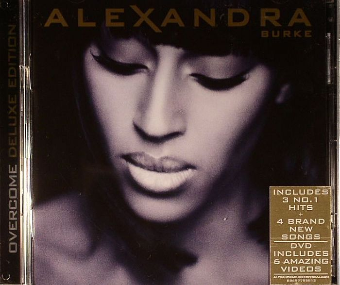 Alexandra Burke Overcome Deluxe Edition Vinyl At Juno