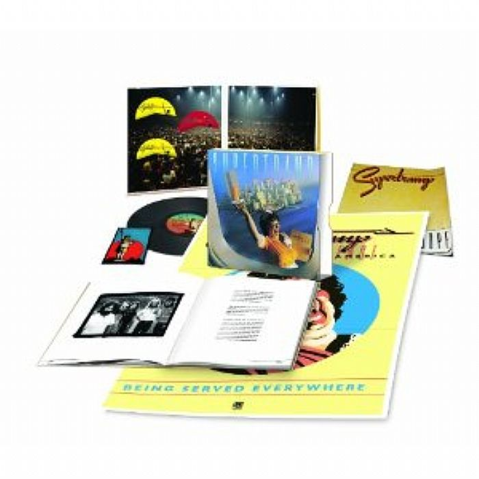 Supertramp Breakfast In America Super Deluxe Vinyl At