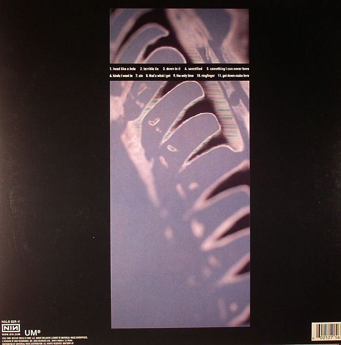 NINE INCH NAILS Pretty Hate Machine (2010 remastered) vinyl at Juno ...