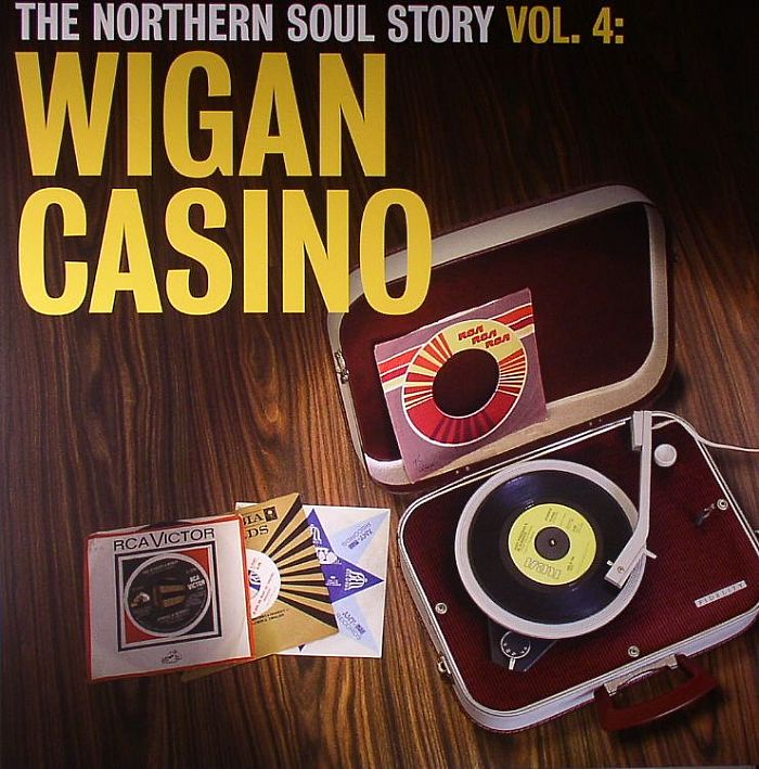 VARIOUS - The Northern Soul Story Vol 4: Wigan Casino