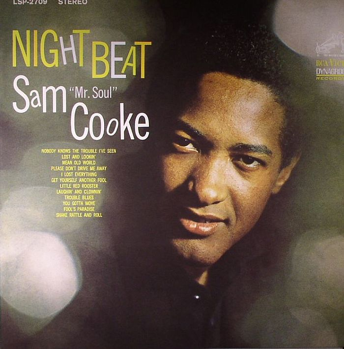 Sam COOKE Night Beat vinyl at Juno Records.