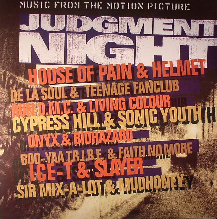 VARIOUS - Music From The Motion Picture Judgment Night (Soundtrack)