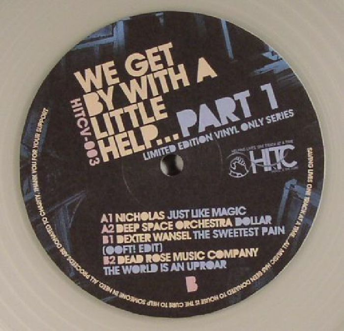 NICHOLAS/DEEP SPACE ORCHESTRA/DEXTER WANSEL/DEAD ROSE MUSIC COMPANY - We Get By With A Little Help Part 1