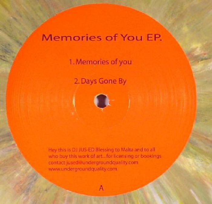 Owen JAY/MELCHIOR SULTANA Memories Of You EP vinyl at Juno