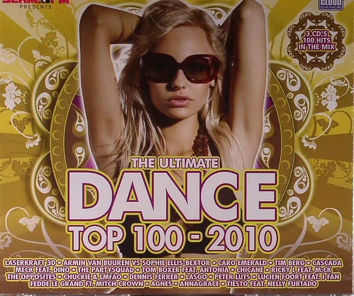 VARIOUS - The Ultimate Dance Top 100 - 2010