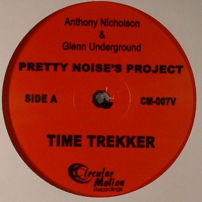 NICHOLSON, Anthony/GLENN UNDERGROUND - Time Trekker