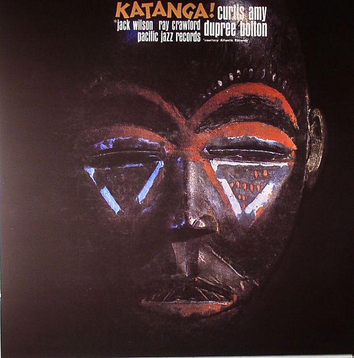 AMY, Curtis/DUPREE BOLTON - Katanga!