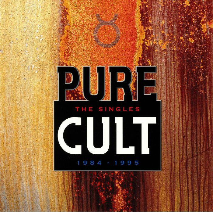 The Cult Pure Cult The Singles 1984 1995 Vinyl At Juno
