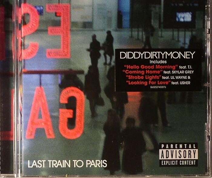 Diddy Dirty Money Last Train To Paris Vinyl At Juno Records