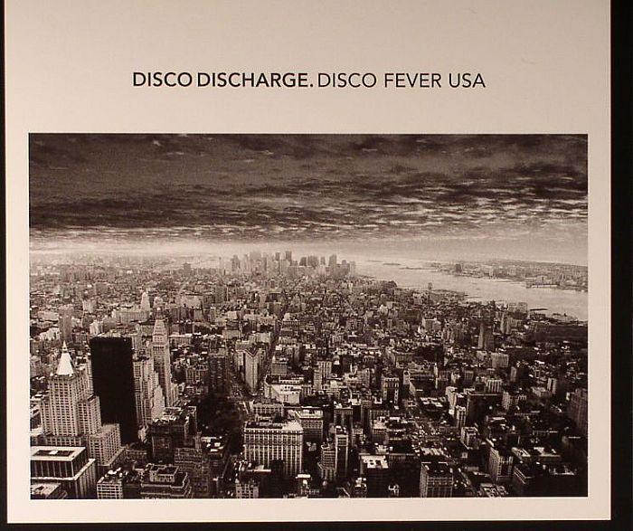 VARIOUS - Disco Discharge: Disco Fever USA