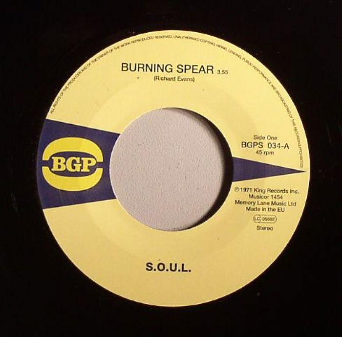SOUL - Burning Spear