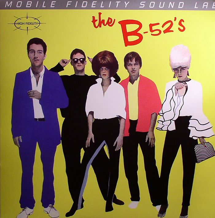 B52s, The - The B52s