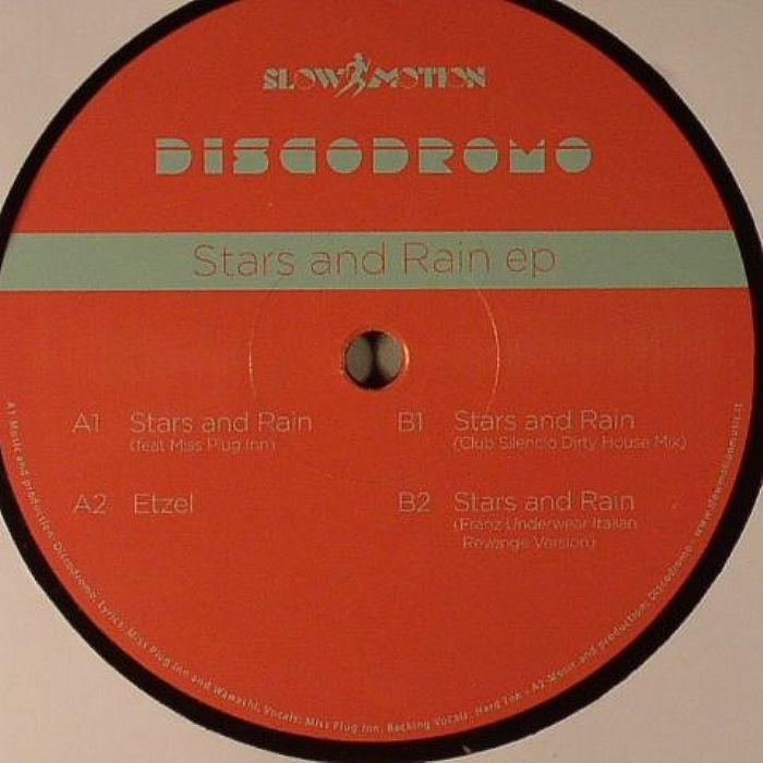 DISCODROMO - Stars & Rain EP