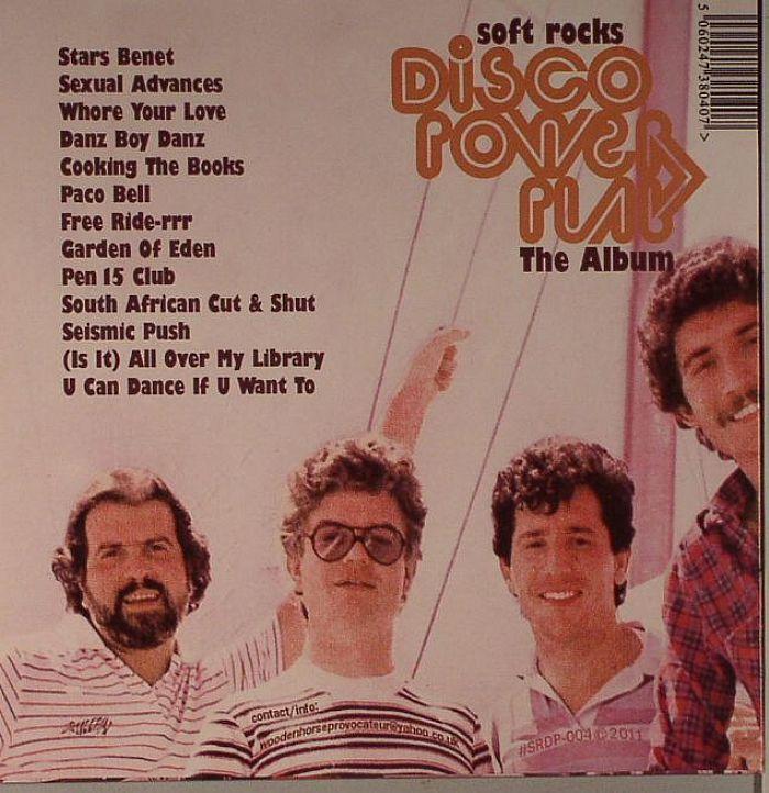 SOFT ROCKS - The Album
