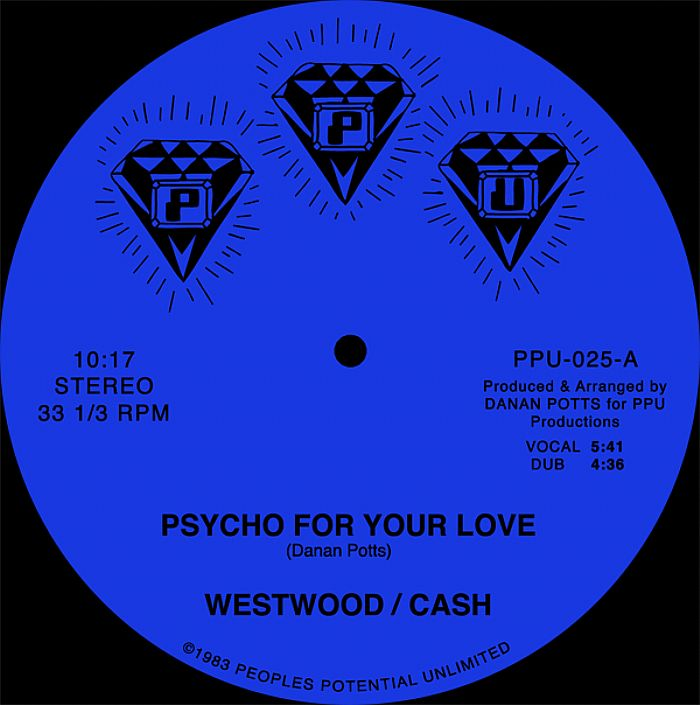 Westwood Cash Psycho For Your Love Vinyl At Juno Records