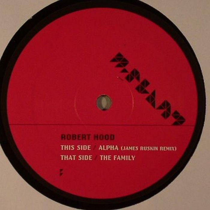 Robert Hood - Alpha