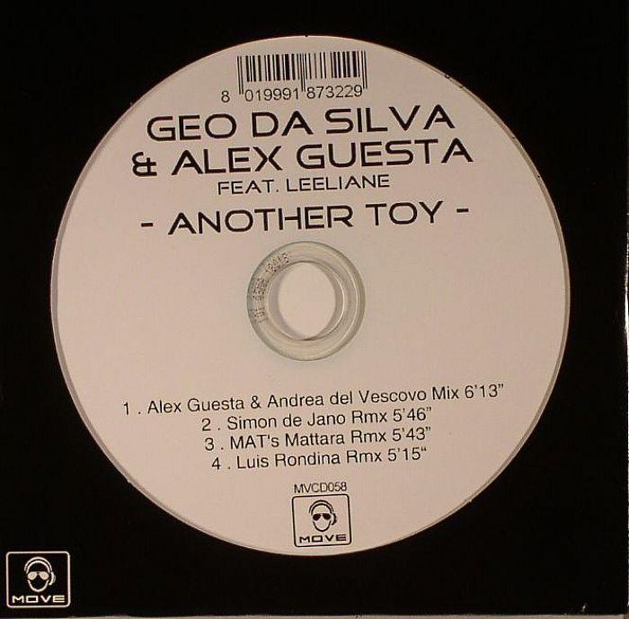 GEO DA SILVA/ALEX GUESTA feat LEELIANE - Another Toy