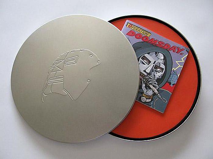 MF DOOM - Operation: Doomsday Metal Box Set