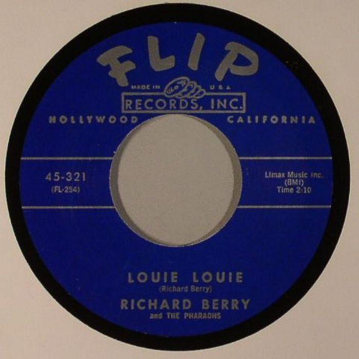 BERRY, Richard - Louie Louie