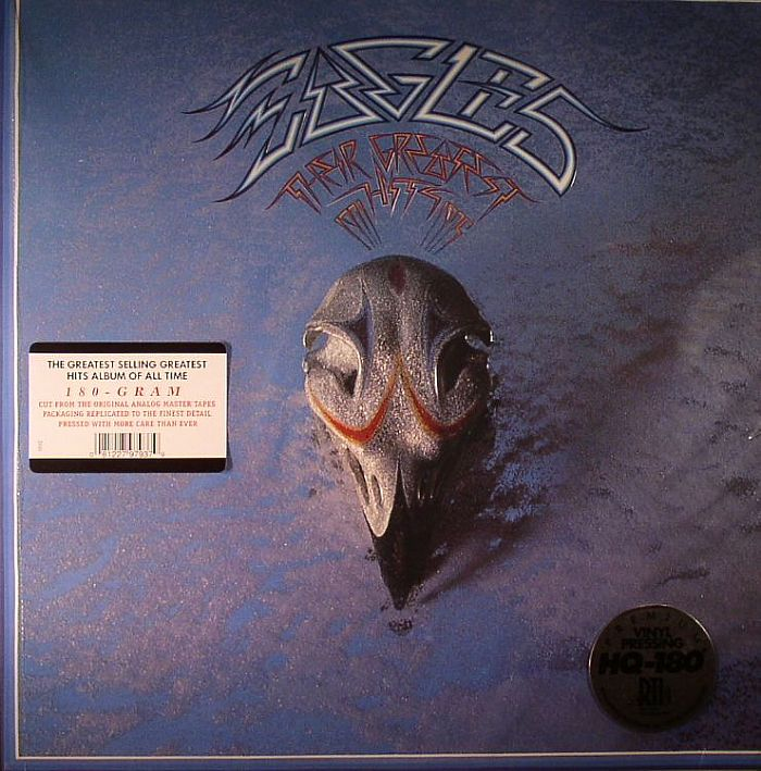 EAGLES, The - Their Greatest Hits 1971-1975