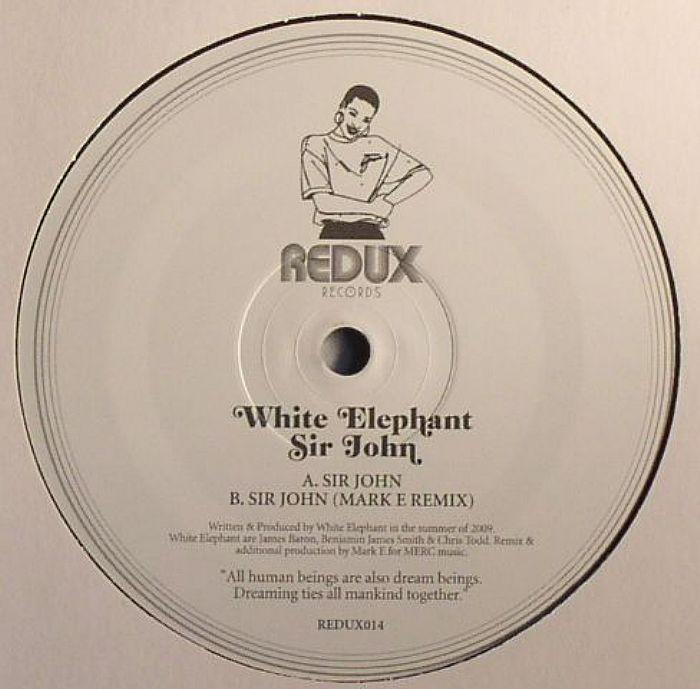WHITE ELEPHANT - Sir John