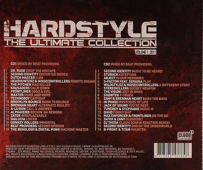 Various - 100% Hardstyle Vol. 2