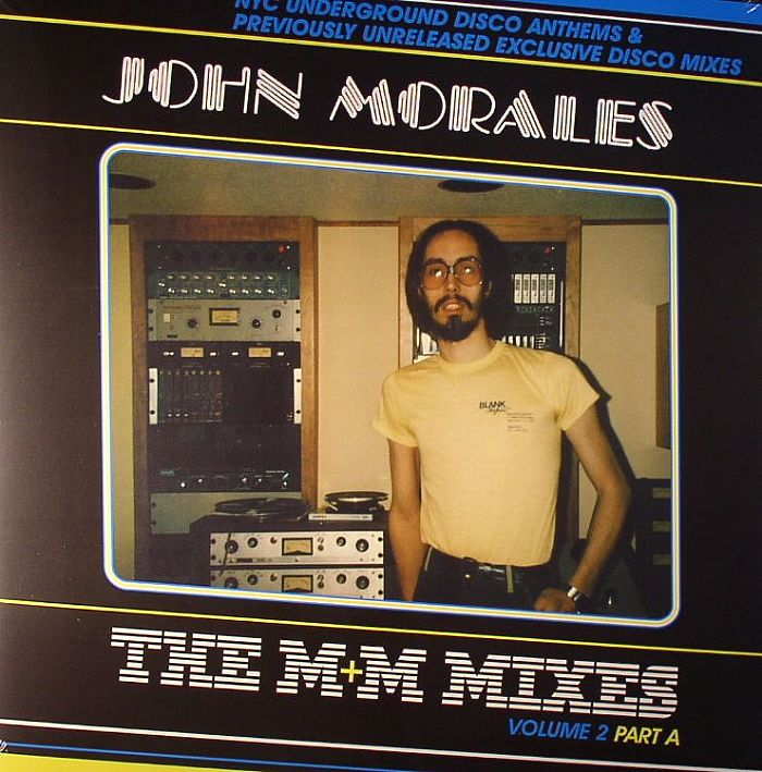 MORALES, John/INNER LIFE/BRASS CONSTRUCTION/FIRST CHOICE/WAR - The M+M Mixes Volume 2 Part A: NYC Underground Disco Anthems & Previously Unreleased Exclusive Disco Mixes