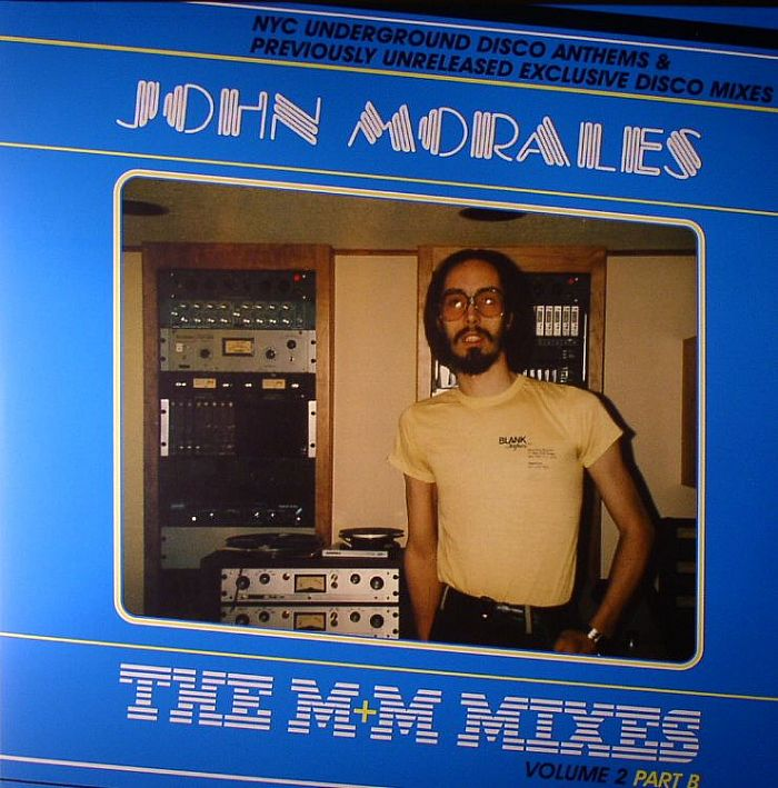 MORALES, John/TEDDY PENDERGRASS/CANDI STATON/LOLETTA HOLLOWAY/INNER LIFE - The M+M Mixes Volume 2 Part B: NYC Underground Disco Anthems & Previously Unreleased Exclusive Disco Mixes