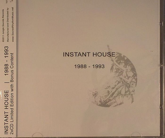 INSTANT HOUSE - Instant House 1988-1993