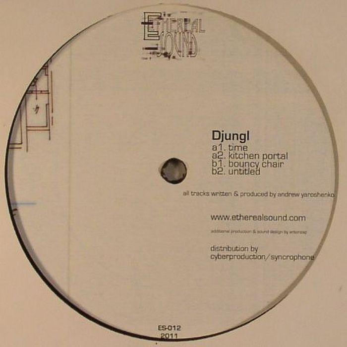 DJUNGL - Kitchen Portal EP