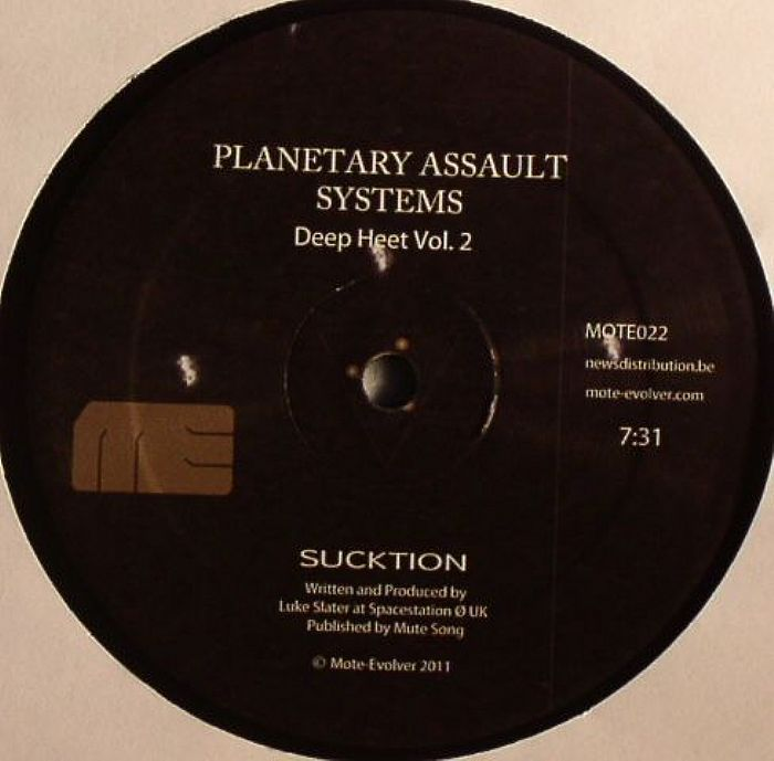 PLANETARY ASSAULT SYSTEMS - Deep Heet Vol 2