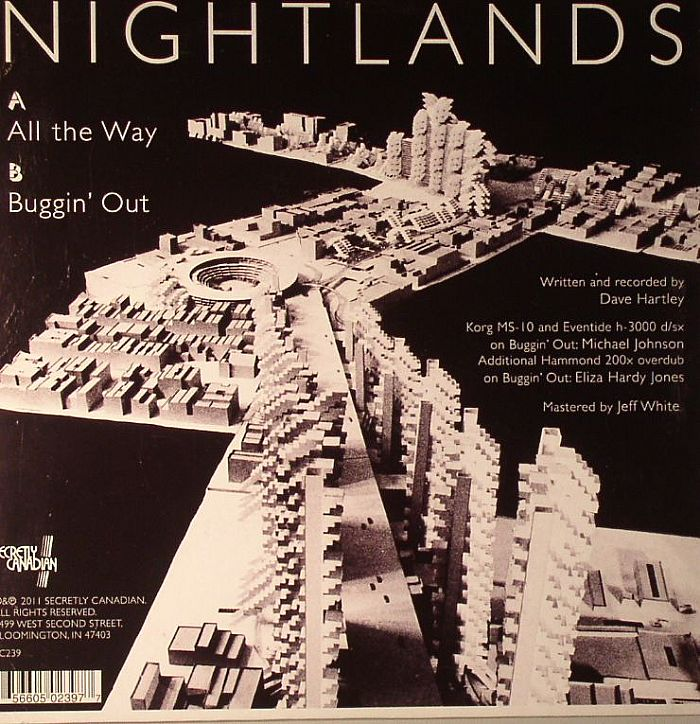 NIGHTLANDS - All The Way