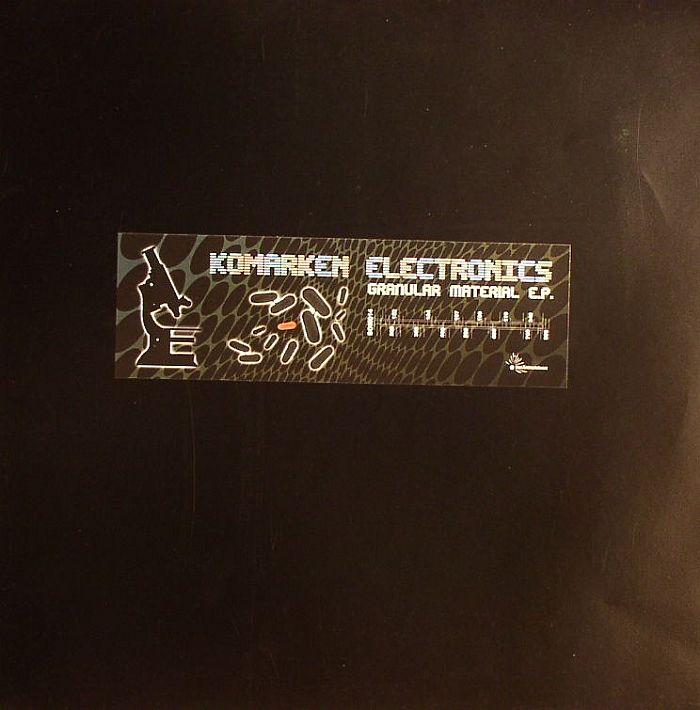 KOMARKEN ELECTRONICS - Granular Material EP