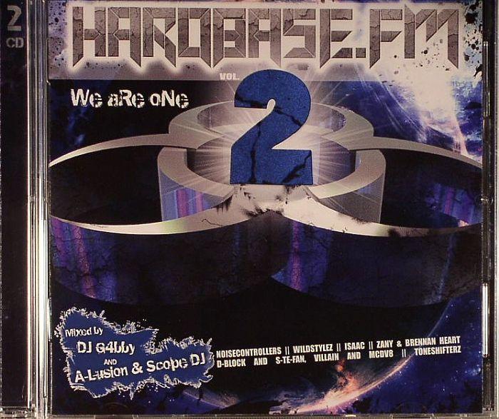 VARIOUS - Hardbase FM Volume 2