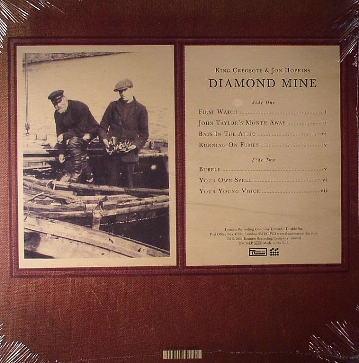 KING CREOSOTE/JON HOPKINS - Diamond Mine