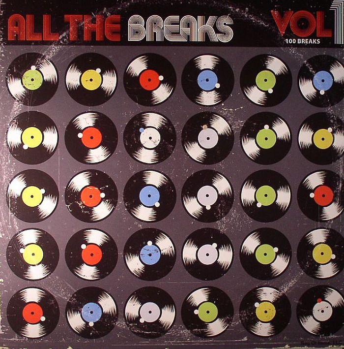 VARIOUS - All The Breaks Vol 1: 100 Breaks