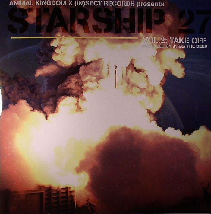 J1 aka THE DEER/MICHAEL FRENKE/VARIOUS - Starship 27: Vol 2 Take Off