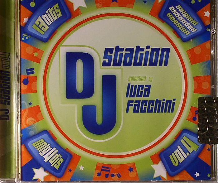 FACCHINI, Luca/VARIOUS - DJ Station Vol 4