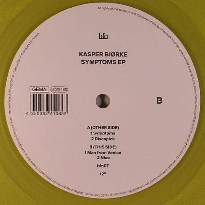 BJORKE, Kasper - Symptoms EP