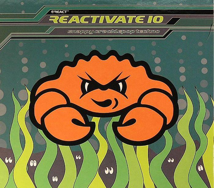 Various - Reactivate 9 - RazorSharp Beats+Bytes
